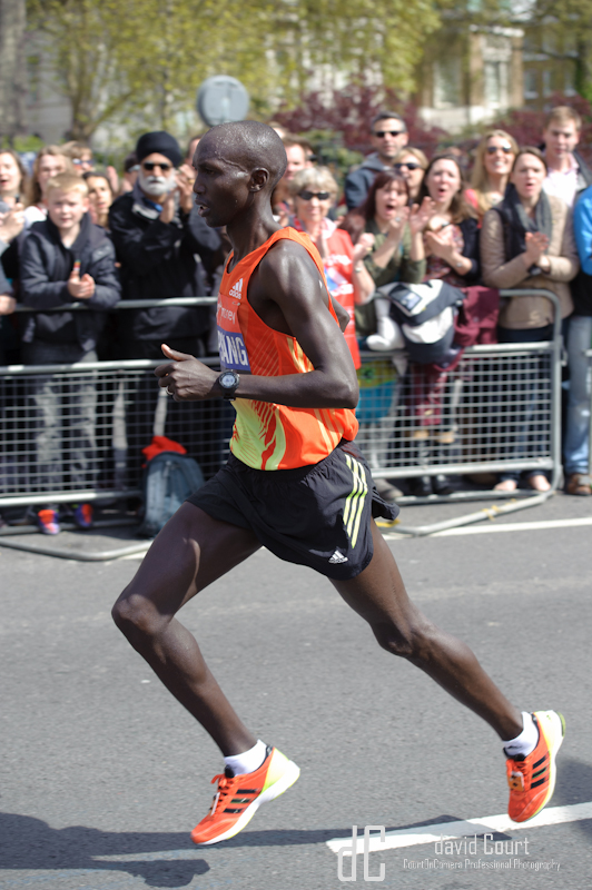 Wilson Kipsang courtoncamera for Saint Francis Hospice Havering Atte Bower