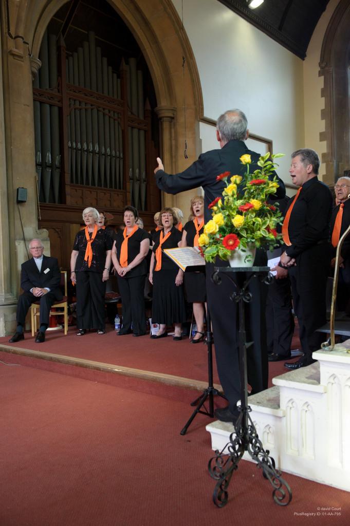 The Hospice Choir