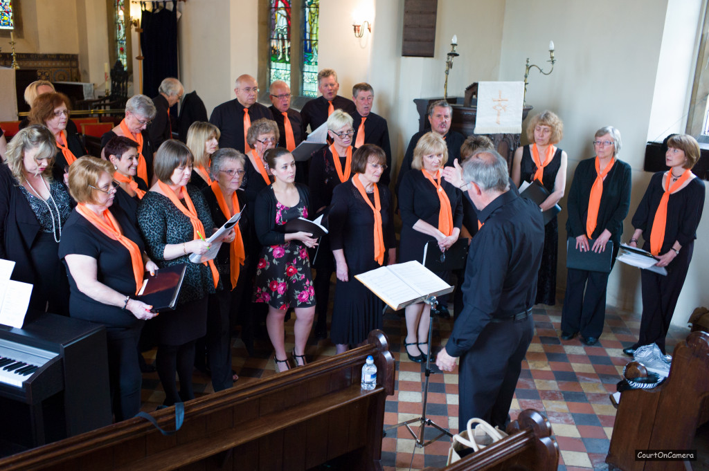 The Saint Francis Hospice Choir